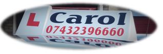 Carol's Driving School