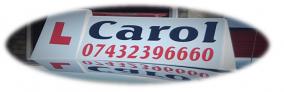 Carol's driving school contact